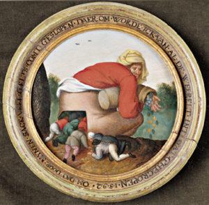 Brueghel: meraviglie dell'arte fiamminga