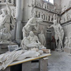 Vie della scultura